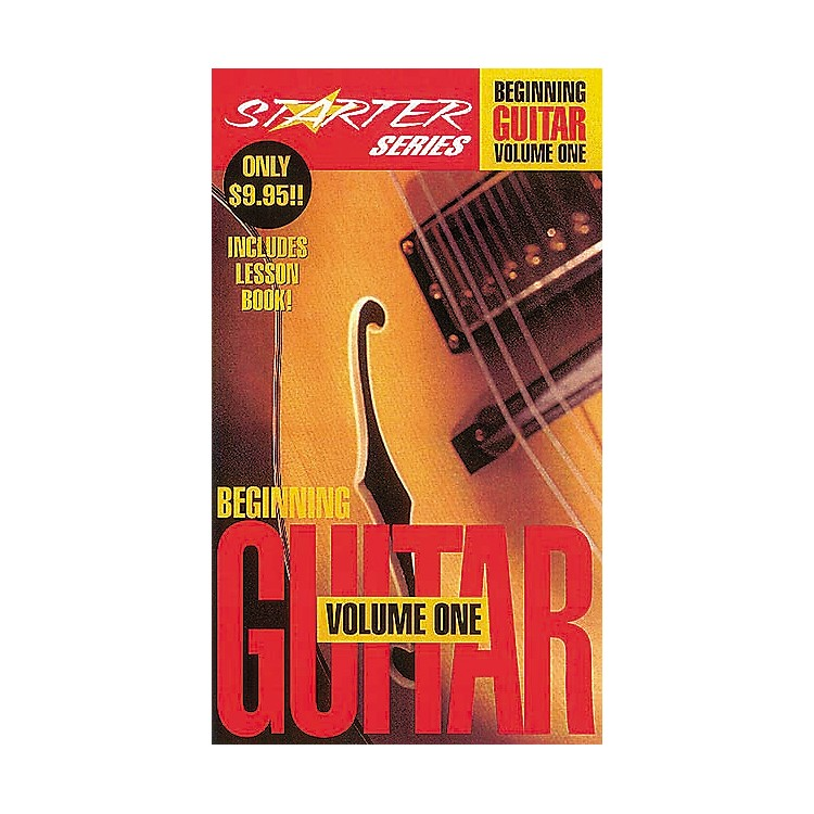 Hal LeonardBeginning Guitar Video Package Starter Volume 1