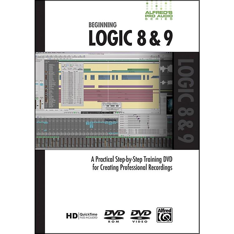 AlfredBeginning Logic 8 & 9 (DVD)