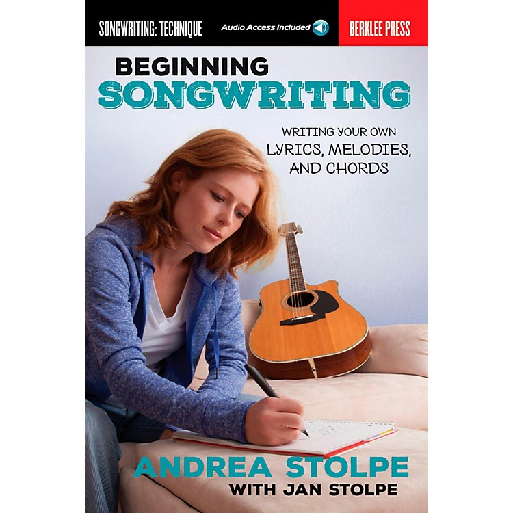 Berklee Press Beginning Songwriting - Berklee Press Book/Online Audio