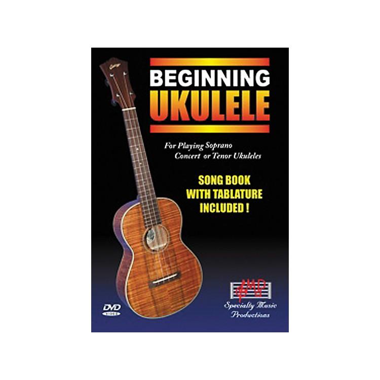 Specialty Music ProductionsBeginning Ukulele DVD