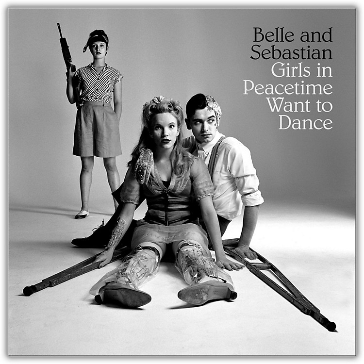 WEA Belle and Sebastian - Girls in Peacetime Want to Dance Vinyl LP