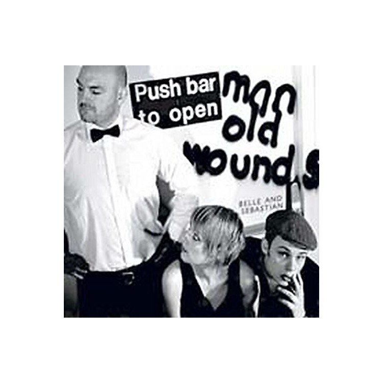 Alliance Belle and Sebastian - Push Barman to Open Old Wounds