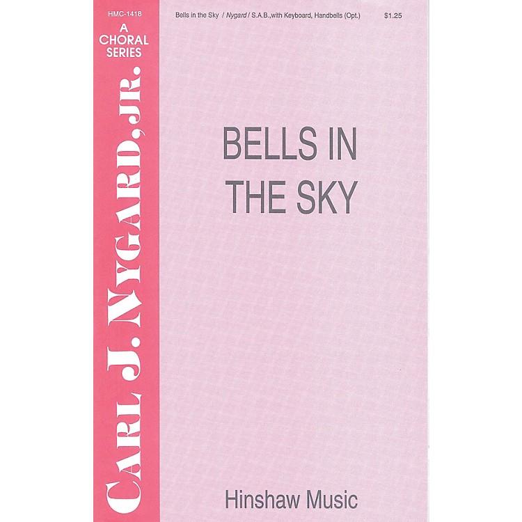 Hinshaw MusicBells in the Sky SAB composed by Carl Nygard, Jr.
