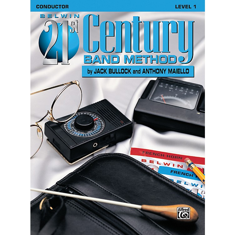 AlfredBelwin 21st Century Band Method Level 1 Conductor Book