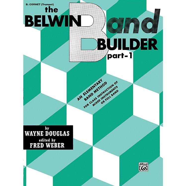 AlfredBelwin Band Builder Part 1 B-Flat Cornet (Trumpet)