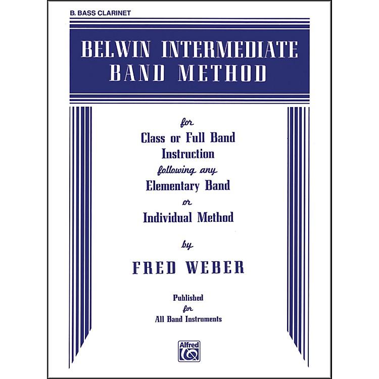 AlfredBelwin Intermediate Band Method B-Flat Bass Clarinet