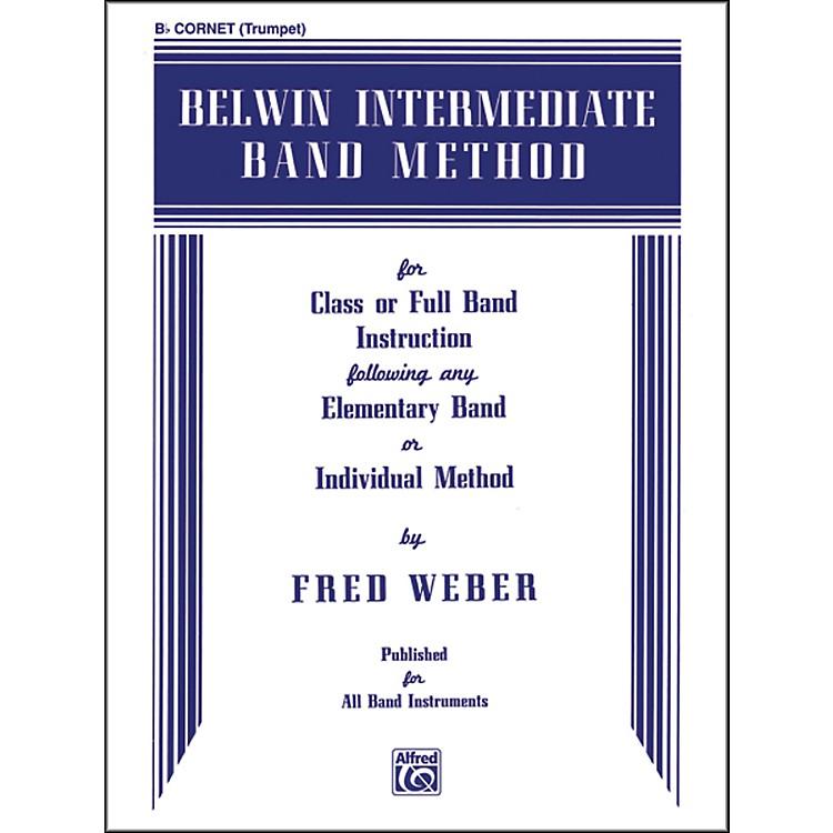 AlfredBelwin Intermediate Band Method B-Flat Cornet (Trumpet)