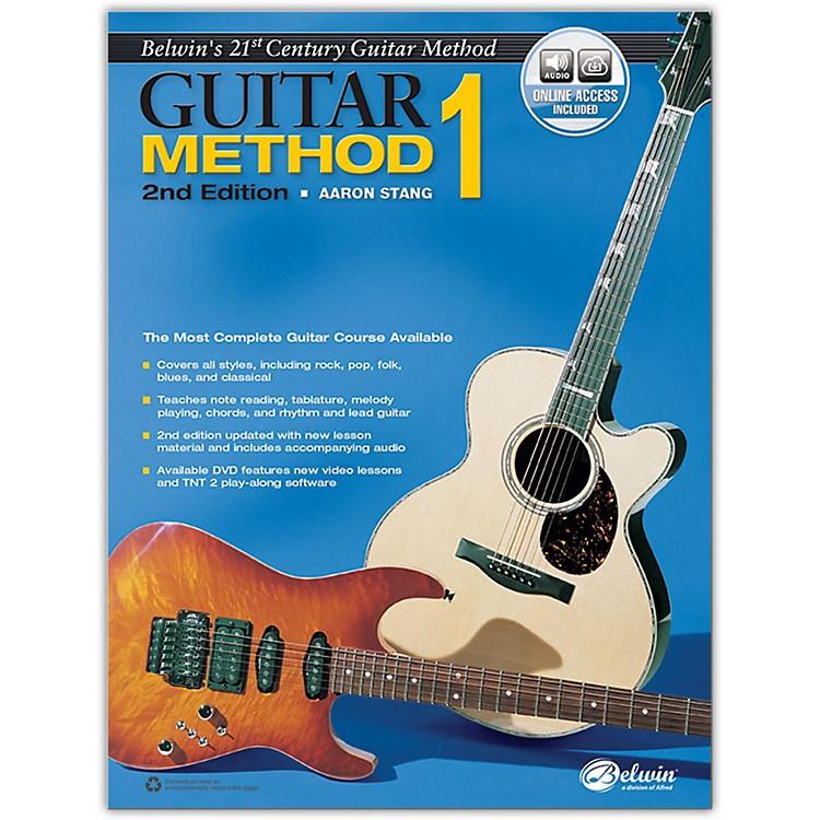 AlfredBelwin's 21st Century Guitar Method 1, Book & Online Audio  2nd Edition