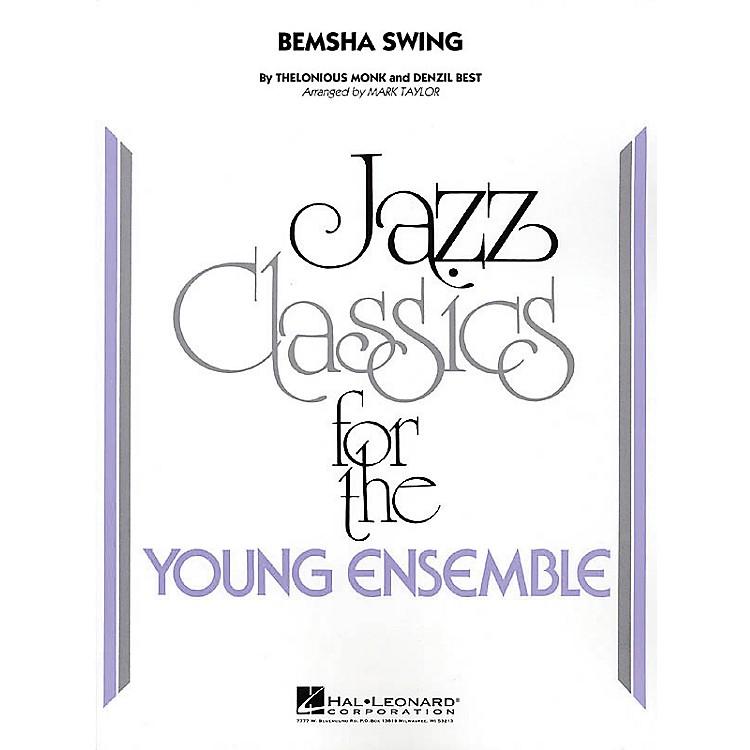 Hal LeonardBemsha Swing Jazz Band Level 3 Arranged by Mark Taylor