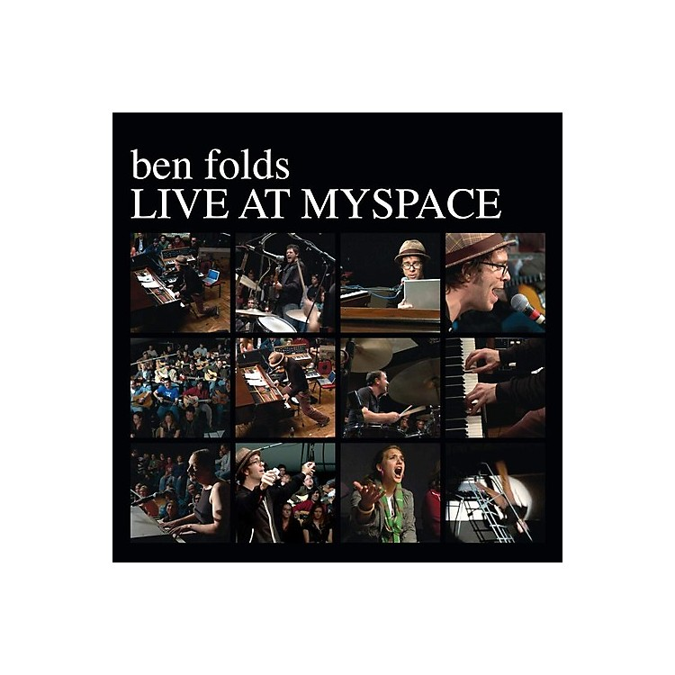 AllianceBen Folds - Live At Myspace
