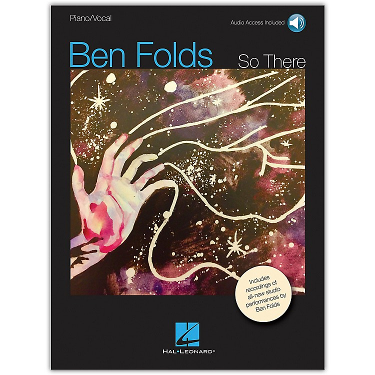 Hal Leonard Ben Folds - So There Book/Audio Online