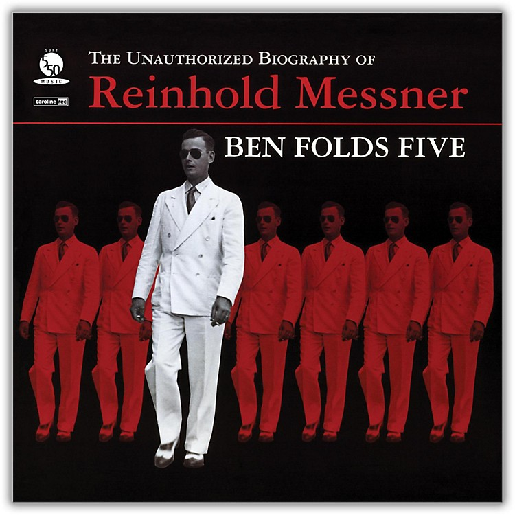 Universal Music GroupBen Folds Five - Unauthorized Biography Of Reinhold Messner LP