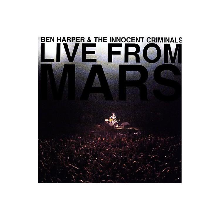 AllianceBen Harper - Live from Mars