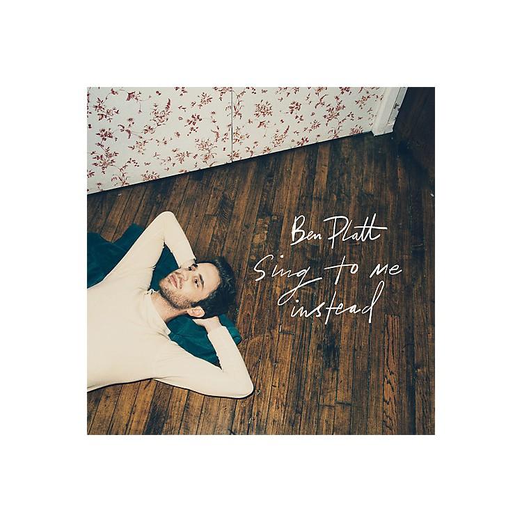 AllianceBen Platt - Sing To Me Instead (CD)