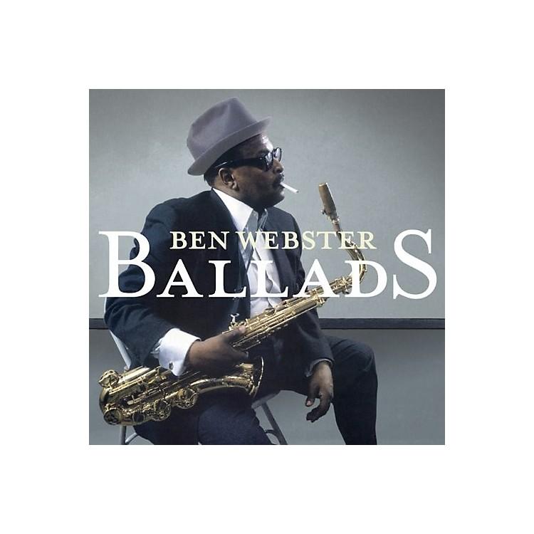 AllianceBen Webster - Ballads