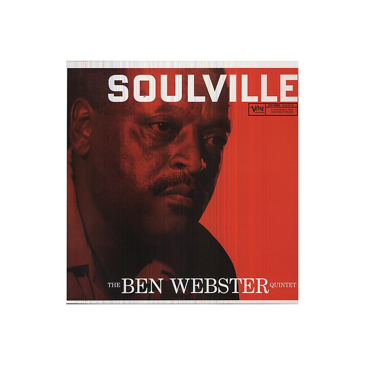 Alliance Ben Webster - Soulville