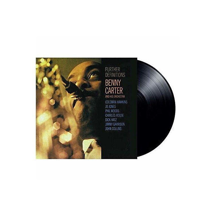 AllianceBenny Carter & His Orchestra - Further Definitions