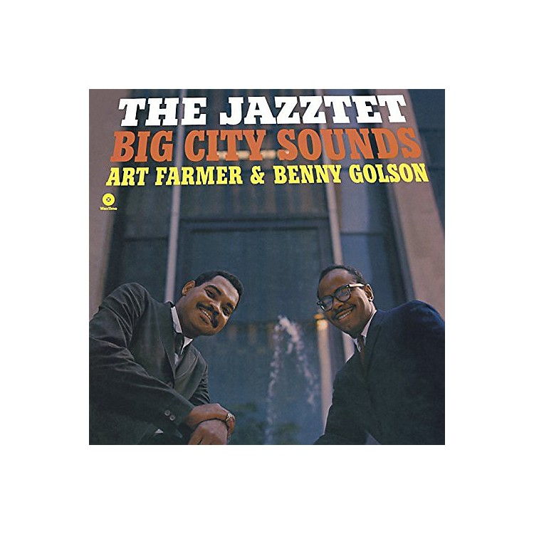 AllianceBenny Golson - Jazztet Big City Sounds