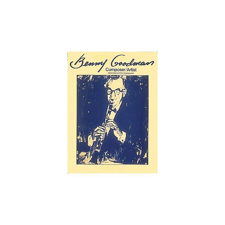 Hal LeonardBenny Goodman - Composer/Artist (Clarinet)