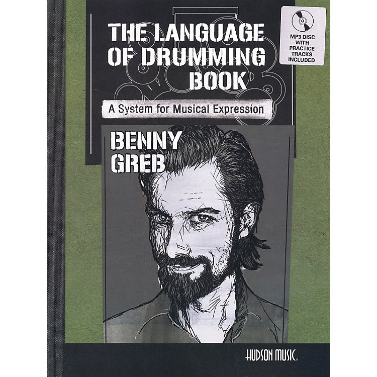 Hudson MusicBenny Greb - The Language Of Drumming Book/CD