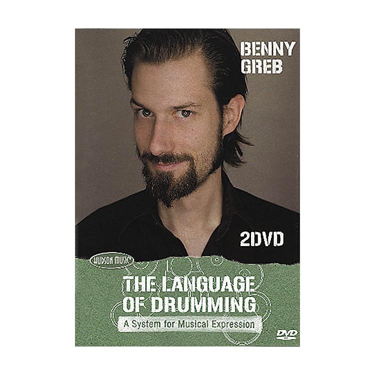Hudson MusicBenny Greb: The Language of Drumming 2-DVD Set
