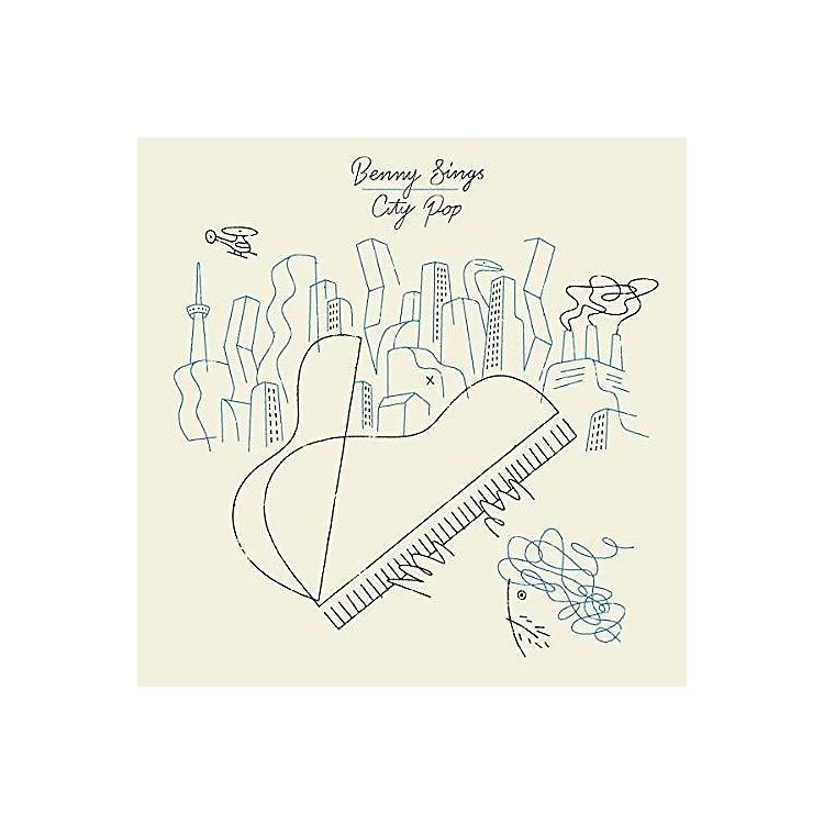 AllianceBenny Sings - City Pop