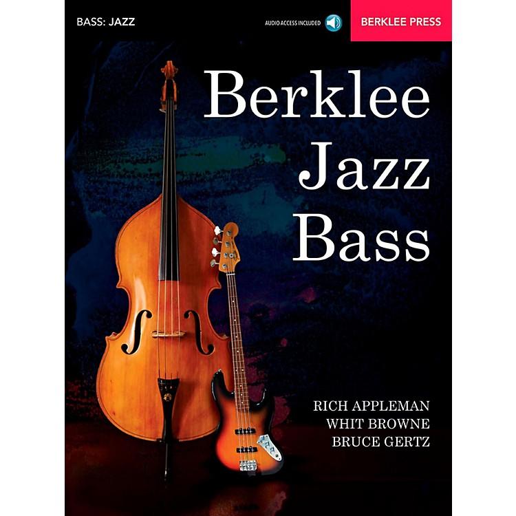 Berklee PressBerklee Jazz Bass Berklee Press Book/Audio Online
