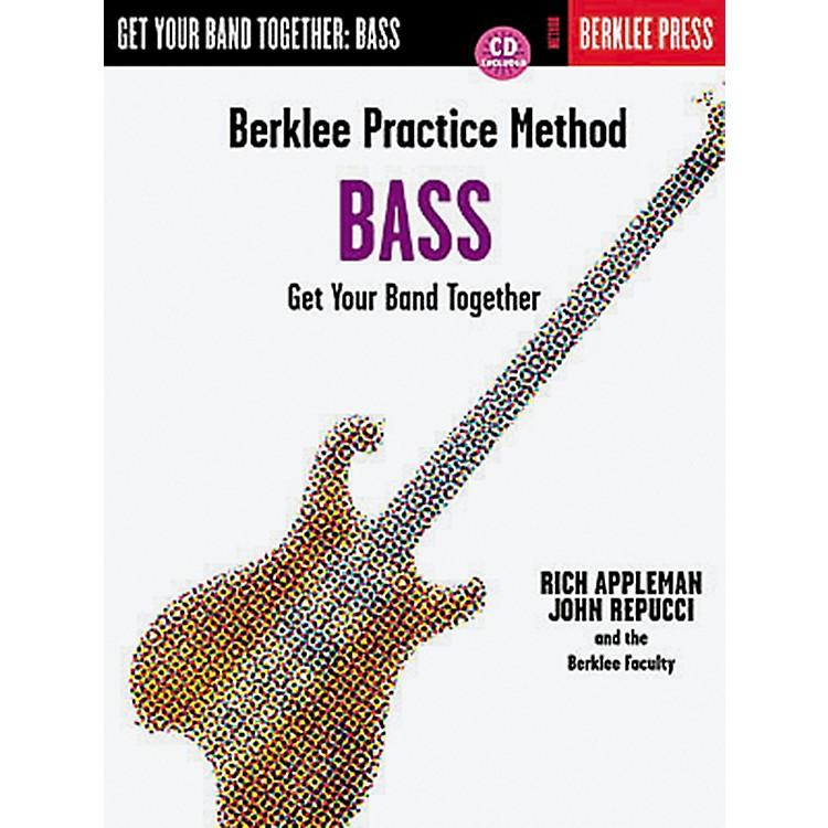 Hal LeonardBerklee Practice Method: Bass Book/CD