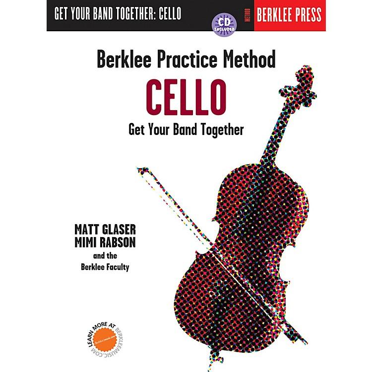 Berklee PressBerklee Practice Method: Cello (Book/CD)