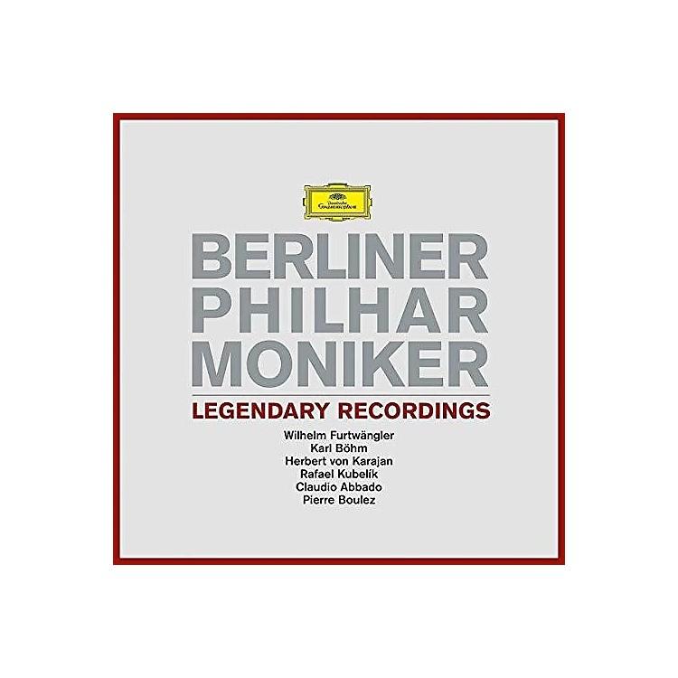 AllianceBerliner Philharmoniker - Berliner Philharmoniker Legendary Recordings