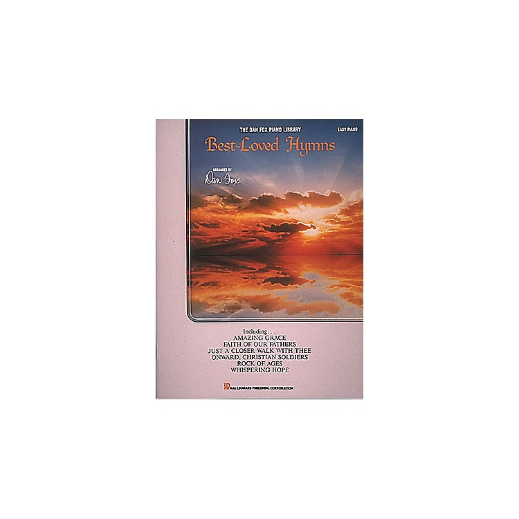 Hal LeonardBest-Loved Hymns For Easy Piano