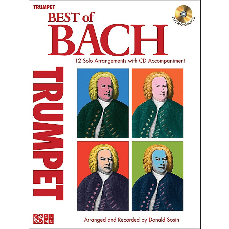 Cherry Lane Best Of Bach Trumpet