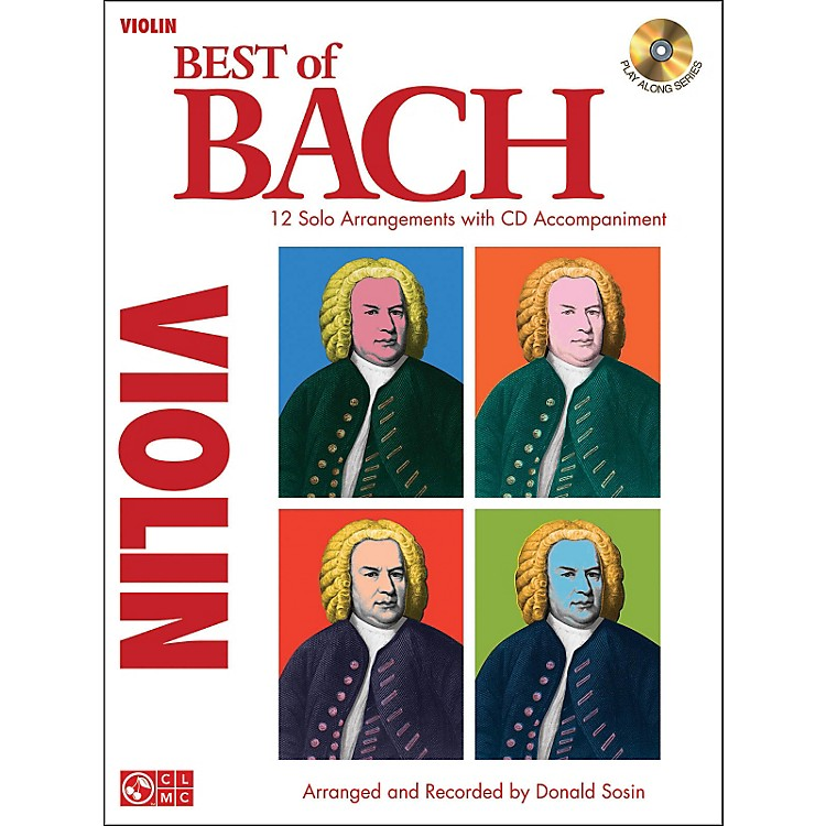 Cherry LaneBest Of Bach Violin