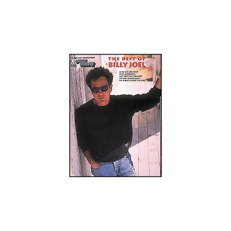 Hal LeonardBest Of Billy Joel E-Z Play 155