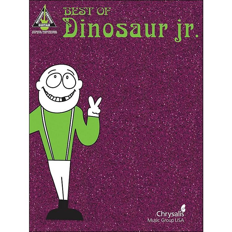 Hal LeonardBest Of Dinosaur Jr. Guitar Tab Songbook