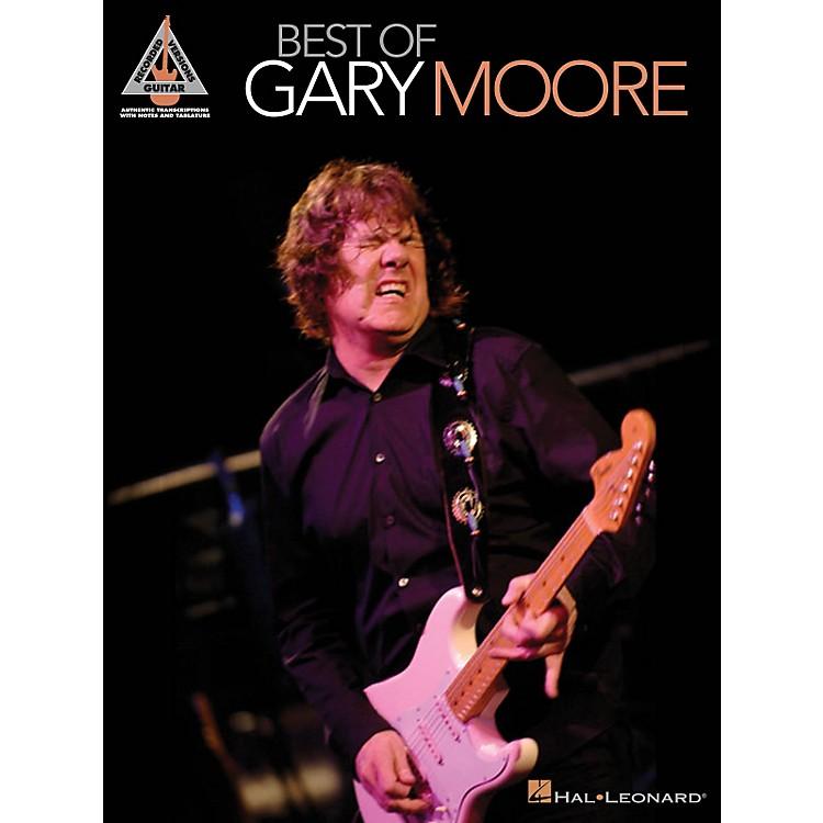 Hal LeonardBest Of Gary Moore Guitar Tab Songbook