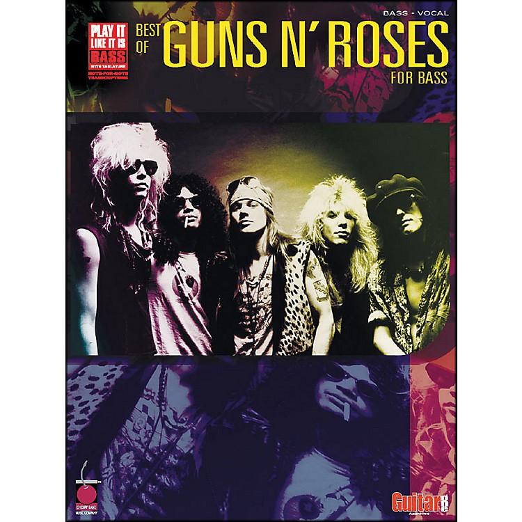 Cherry LaneBest Of Guns N' Roses for Bass