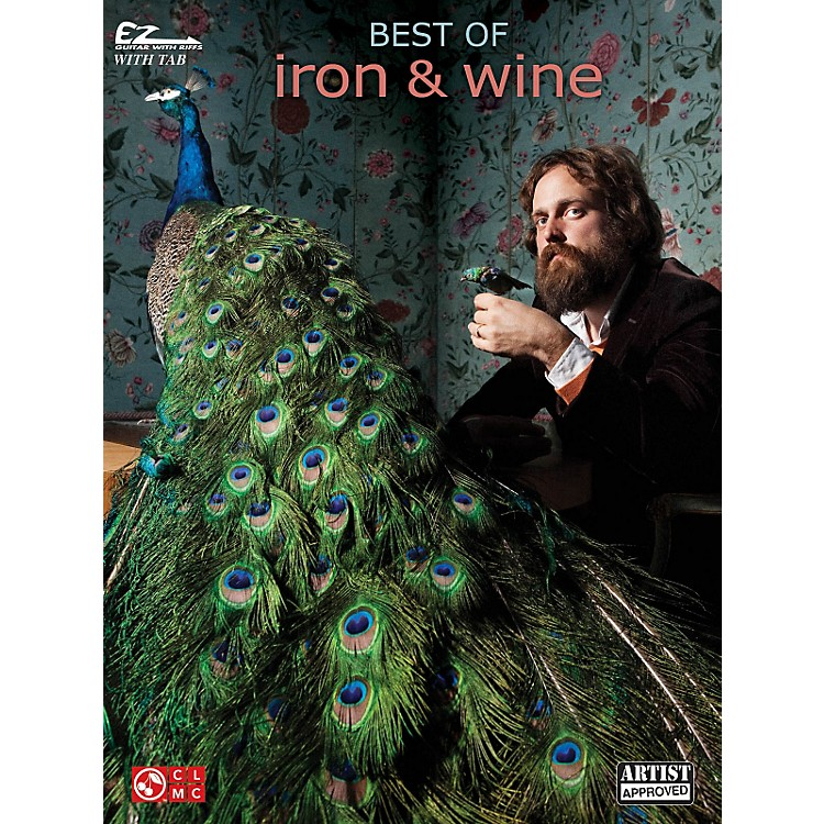 Cherry LaneBest Of Iron & Wine Easy Guitar With Tab