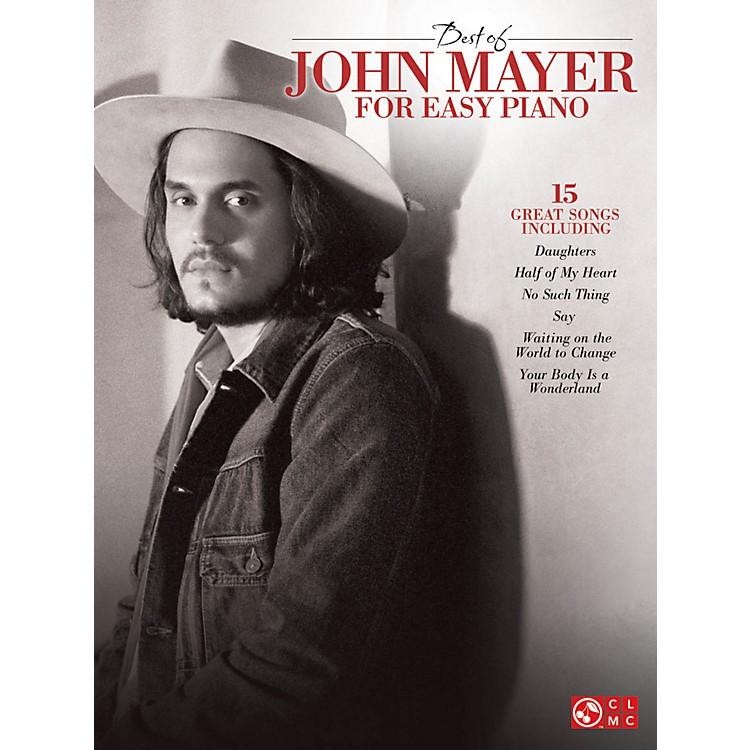 Cherry LaneBest Of John Mayer For Easy Piano