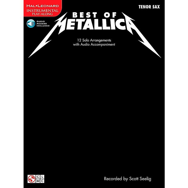 Cherry LaneBest Of Metallica Tenor Sax
