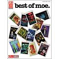 Cherry Lane Best Of Moe Tab Book