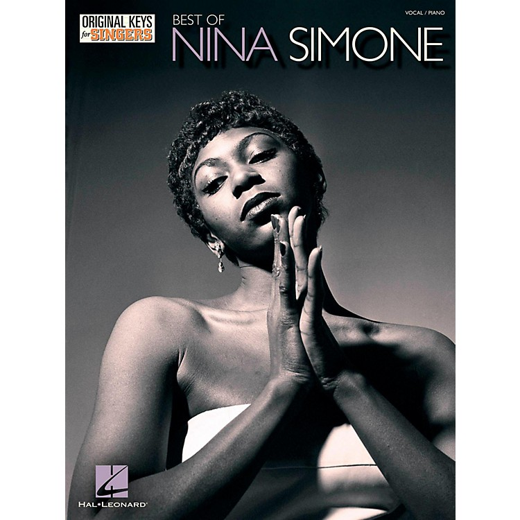 Hal Leonard Best Of Nina Simone - Original Keys For Singers