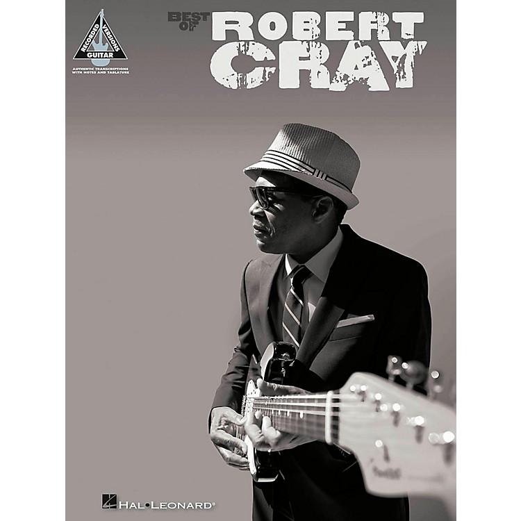 Hal LeonardBest Of Robert Cray Guitar Tab Songbook