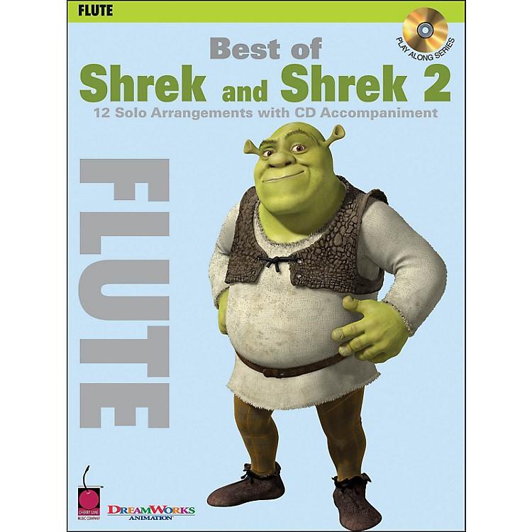 Cherry LaneBest Of Shrek And Shrek 2 for Flute Book/CD