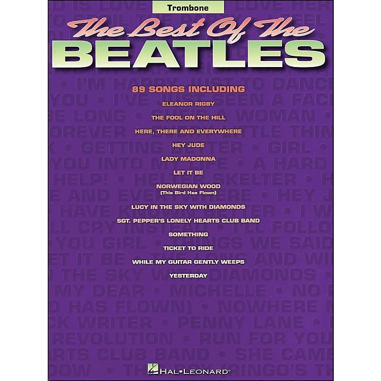 Hal LeonardBest Of The Beatles for Trombone