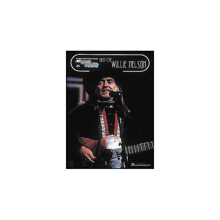Hal LeonardBest Of Willie Nelson E-Z Play 44