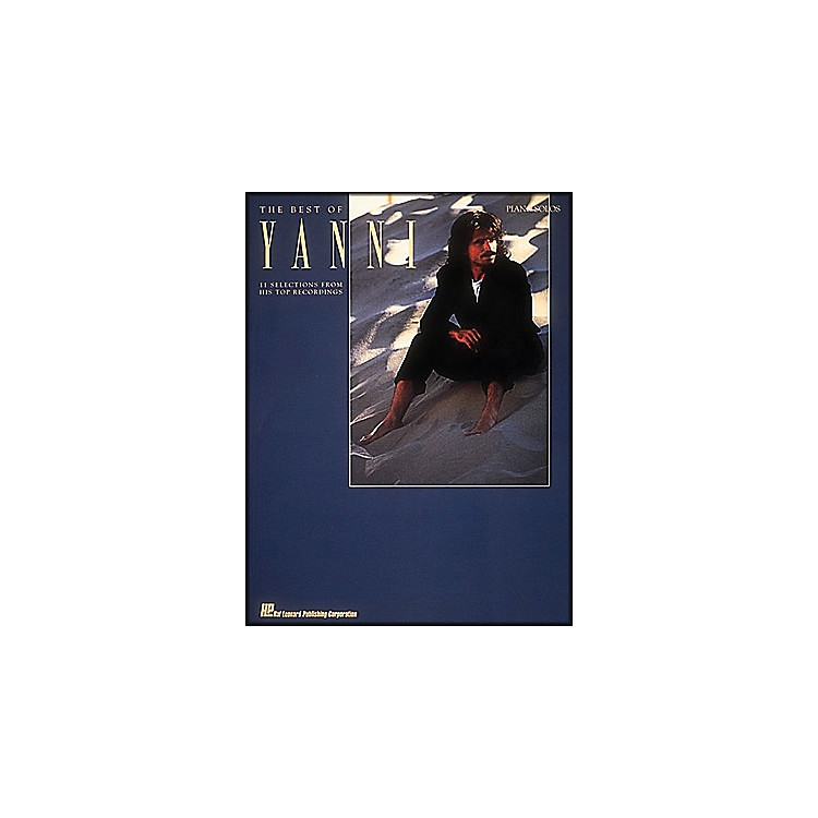 Hal Leonard Best Of Yanni Piano Solos