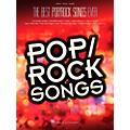 Hal Leonard Best Pop/Rock Songs Ever Piano/Vocal/Guitar Songbook