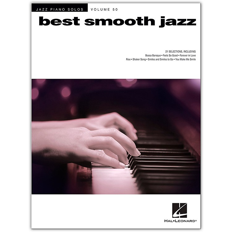 Hal Leonard Best Smooth Jazz - Jazz Piano Solos Series Volume 50