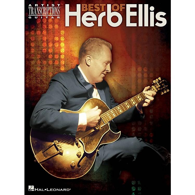 Hal LeonardBest of Herb Ellis Artist Transcriptions Series Softcover Performed by Herb Ellis